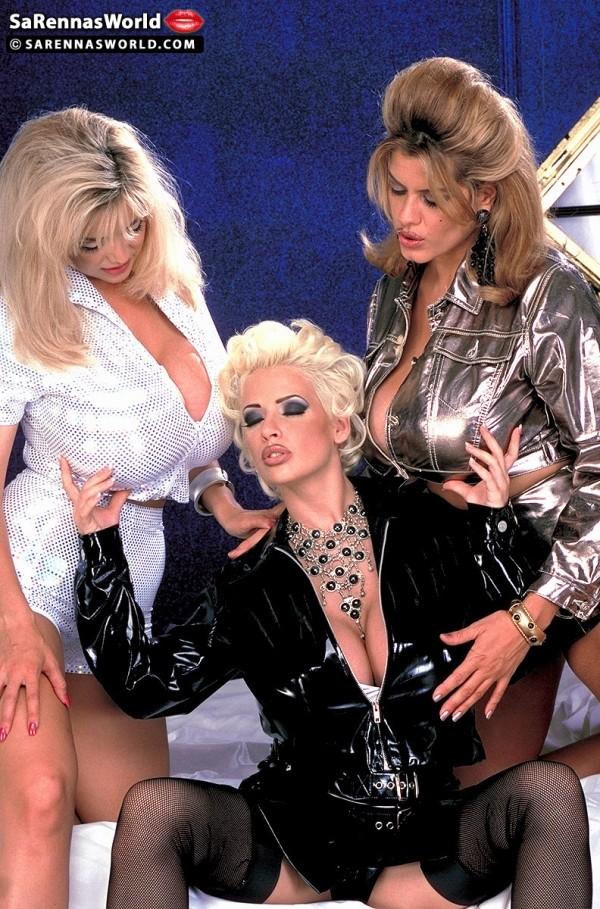 SaRenna, Nikki, And Traci
